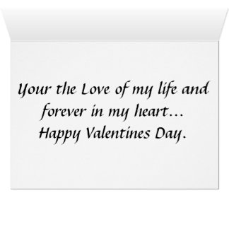 Valentines Day Collection Greeting Card