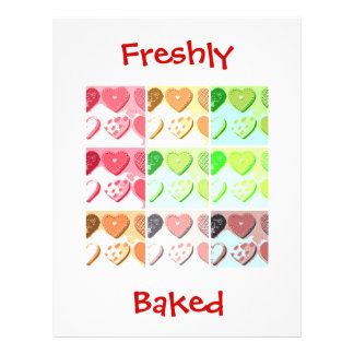 Valentine's Day Cookies Flyer