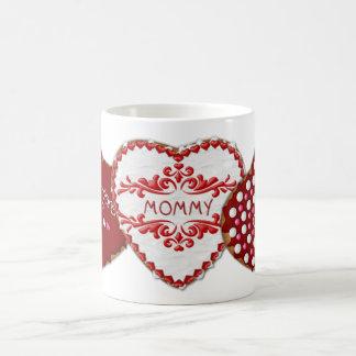 Valentines Day Cookies-Mommy-Coffee Mug