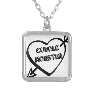 Valentine's Day Cuddle Monster Jewelry