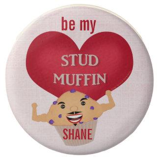 Valentine's Day Custom Stud Muffin Oreo® Cookies