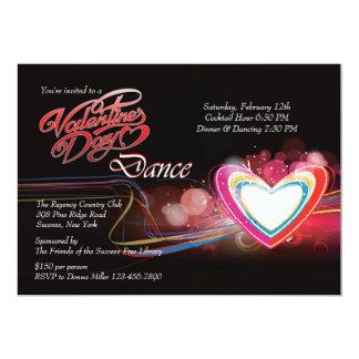 Valentine's Day Dance Invitation