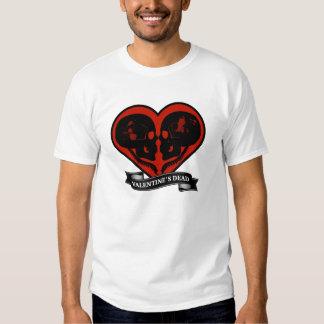 Valentine's Day (DEAD) Tshirts