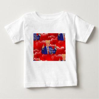 valentines day donald trump baby T-Shirt