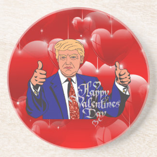 valentines day donald trump coaster