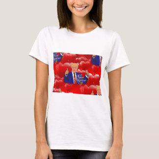valentines day donald trump T-Shirt