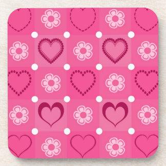 Valentine's Day Drink Coaster