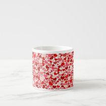 Valentine's Day Espresso Cup