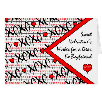 Ex Boyfriend Cards  Greeting  Photo Cards  Zazzle