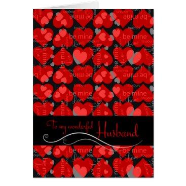 SueshineStudio Valentine's Day for Husband Card