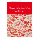 Valentine's Day for special person Cards