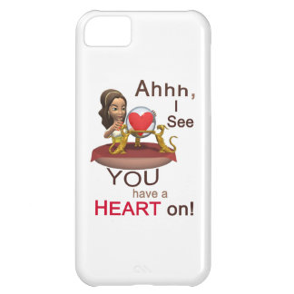 Valentines Day Fortune Teller iPhone 5C Covers