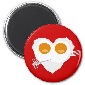Valentine's day funny heart Custom  Magnet