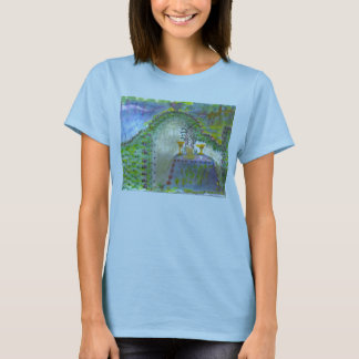 Valentine's Day Garden of Love T-Shirt