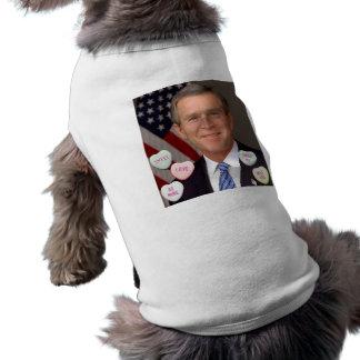 Valentine's Day George Bush Tee