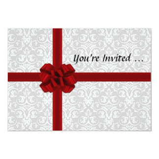 Valentine's Day Gift Box Card