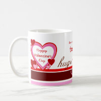 Valentine's Day Gift Mug for Teacher