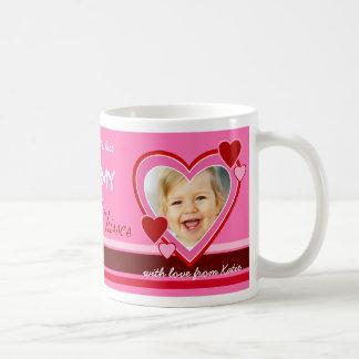 Valentine's Day Gift - Photo Mug - Mommy