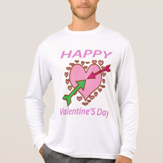 Valentine's day Gift Romantic Heart n Arrows fun T-Shirt