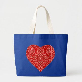 VALENTINES DAY GIFT SHOPPING TOTE TOTE BAG