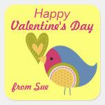 Valentine's Day Gift Stickers