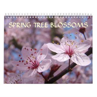 Valentine's Day Gifts Calendar Spring Tree Blossom