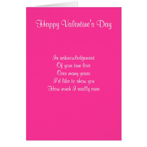 Valentines day greeting cards-someone special card