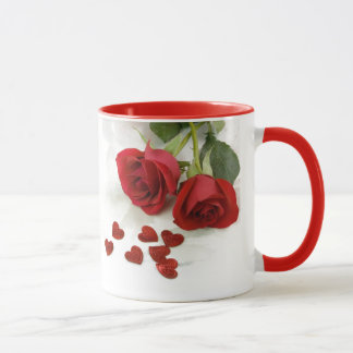 Valentines Day Heart Mug