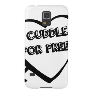 Valentine's Day  - I Cuddle for Free Galaxy S5 Case