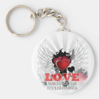 Valentines day key chains