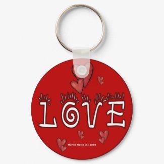 Valentine's Day Keychain (4) keychain
