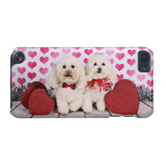 Valentine's Day - Kirby & Shelby - Poodles iPod Touch (5th Generation) Cover
