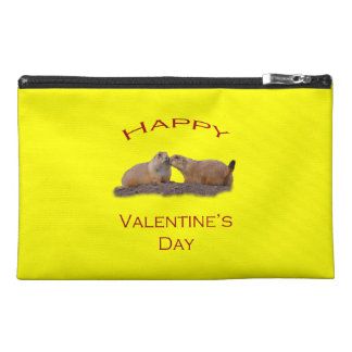 Valentine's Day Kiss Travel Accessory Bags