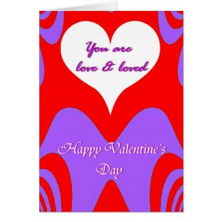 Valentine's Day Love_ Card