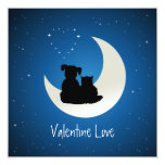 Valentine's Day Love greeting card