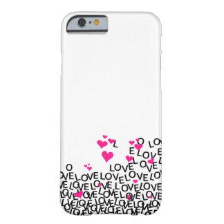 Valentine's Day Love iPhone 6 case