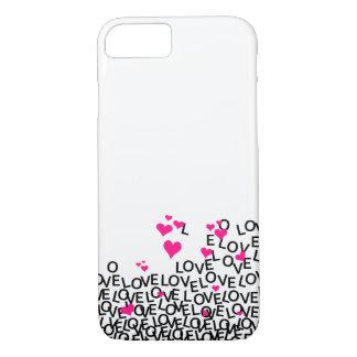 Valentine's Day Love iPhone 7 case