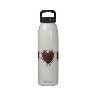 Valentine's Day love you like Coffee Bottle Reusable Water Bottles
