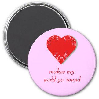Valentine's Day - Magnet