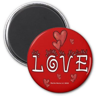 Valentine's Day Magnet (4) magnet