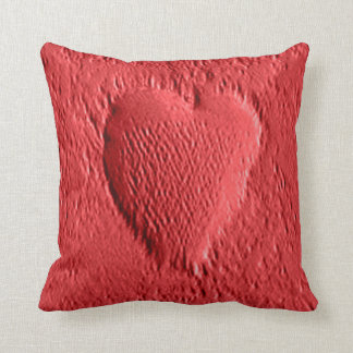 Valentine's Day - Mars Throw Pillow