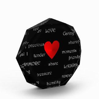Valentines Day Memento> Valentine Award