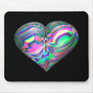 Valentine's Day Mouse Pad