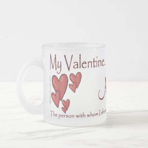 Valentine's Day Mug (3) - Personalize It