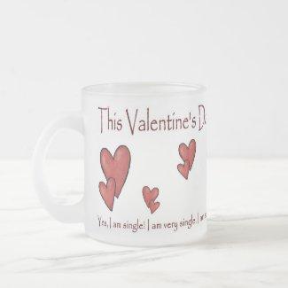 Valentine's Day Mug (4) - Single Person/Humorous mug
