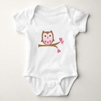 Valentines Day Owl T Shirt