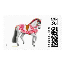 Valentines Day Parade Horse Postage