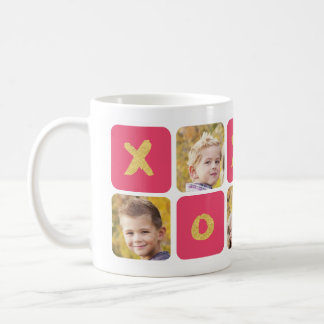 Valentine's Day Photo Collage Mug