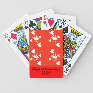 Valentines Day Playing Cards