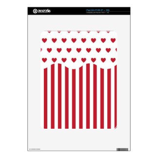 Valentines Day Popcorn Skins For The iPad